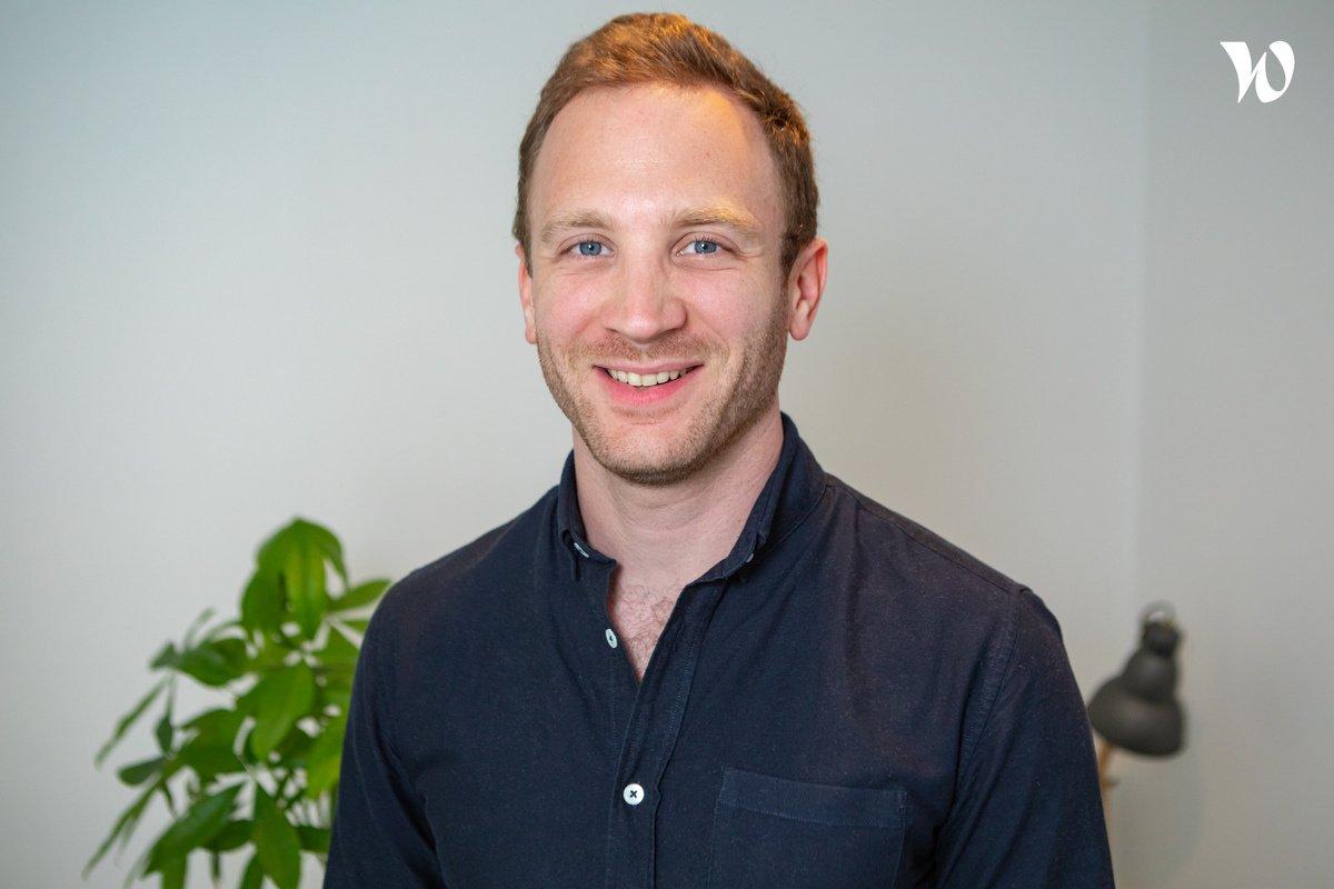Rencontrez Matthieu, Co-Fondateur - clickandrent