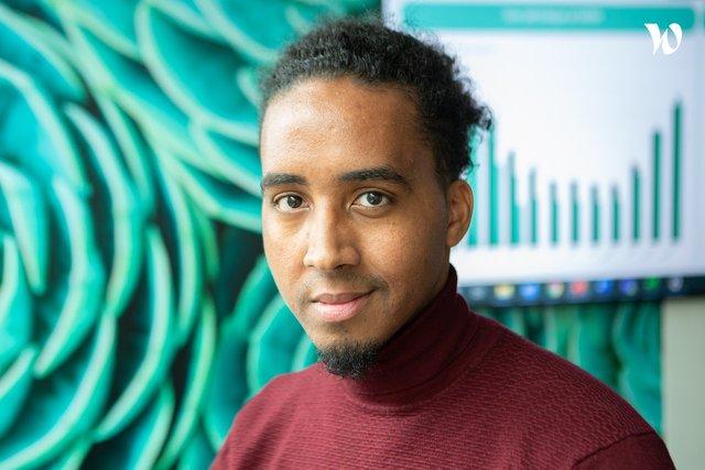 Rencontrez Sydney, Energy Data Manager - Sobre Energie