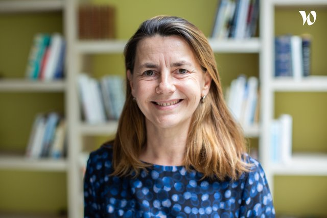Rencontrez Cécile, Directrice Marketing stratégique & Communication - VIDAL
