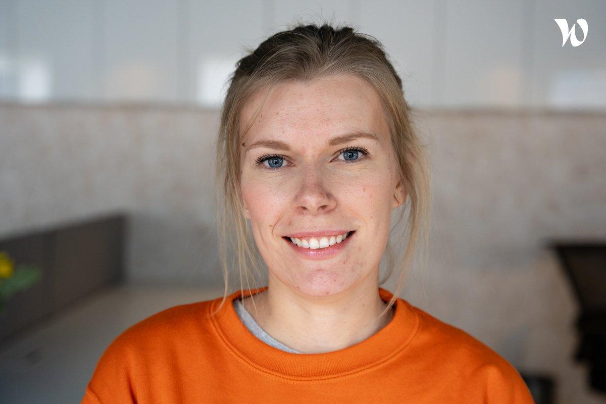 Rencontrez Claire, Responsable Support Consultants & Entreprises - OpenWork