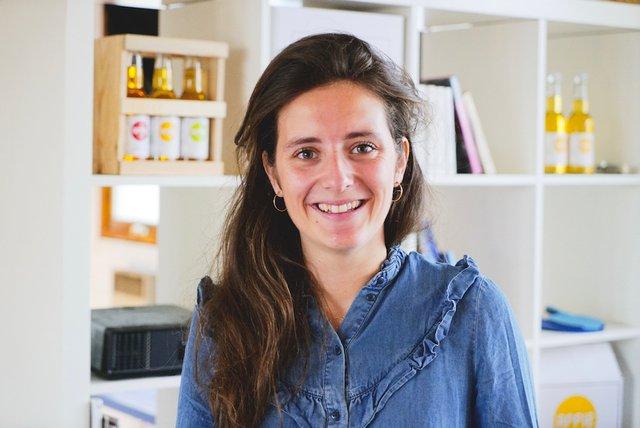 Rencontrez Béa, Business Developer Paris - Les Boissons Appie