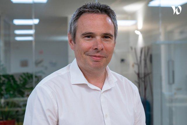 Rencontrez Jean-Marc, Directeur associé - Digimood