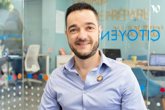 Rencontrez Yoann, Bénévole à Dijon et membre JCEF pour le Conseil d'Orientation des Politiques de Jeunesse - Jeune Chambre Économique Française