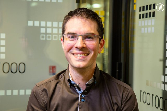 Rencontrez Flavien, Network and Collaborative Team Leader - OZITEM