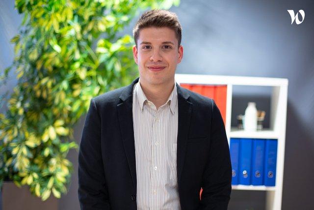Rencontrez Quentin, Auditeur financier - YTHAK