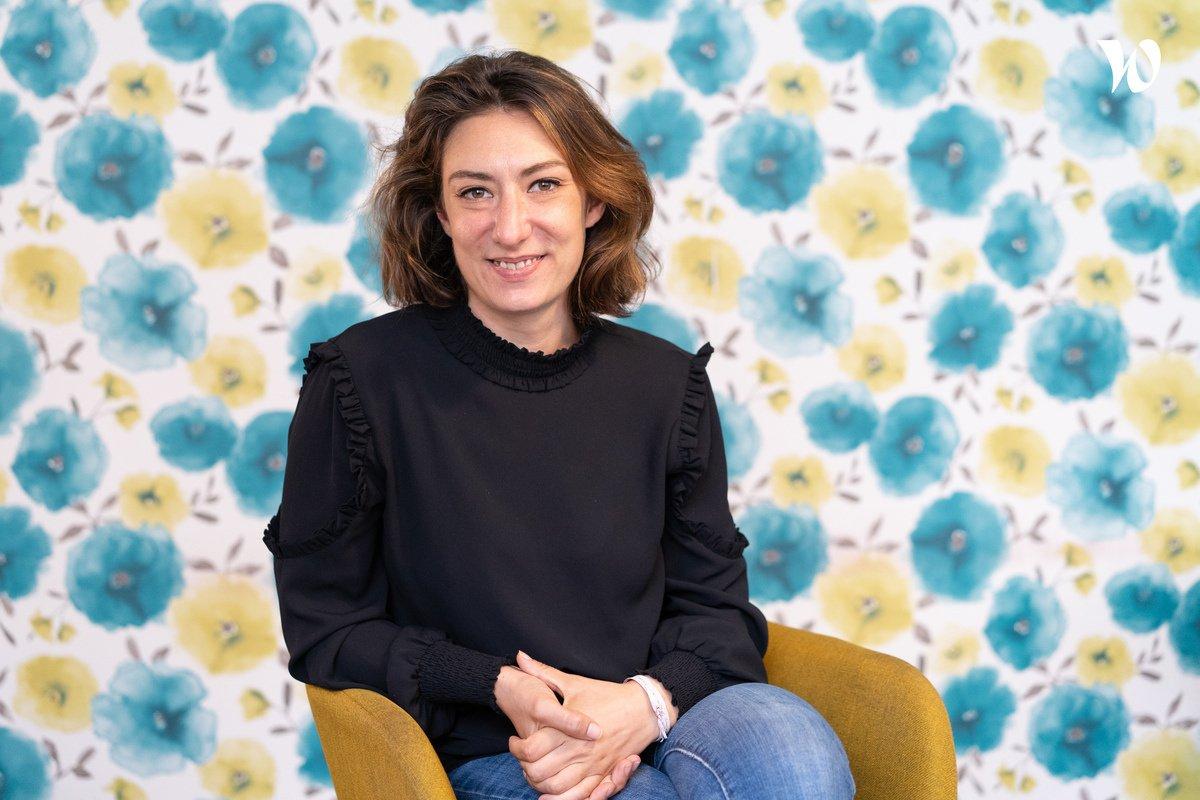 Rencontrez Eva Rabier, Customer Engagement Manager - Andjaro
