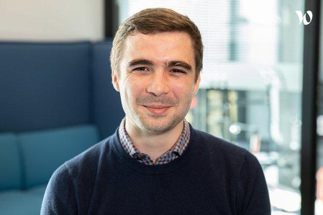 Rencontrez Paul-André , Juriste - Cellnex Telecom
