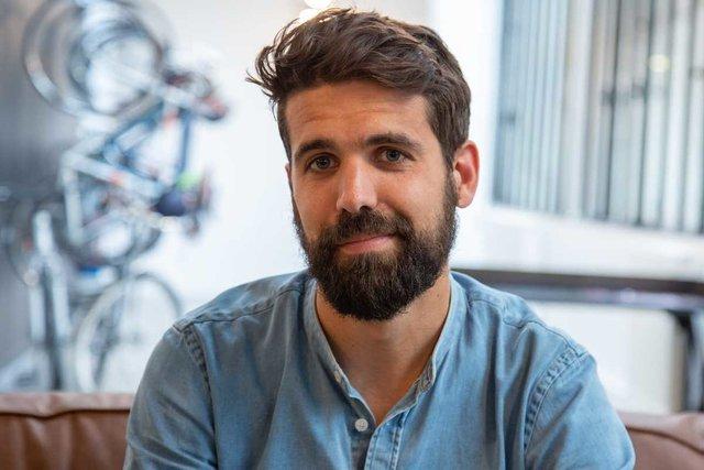 Rencontrez Valentin, VP engineering - Sport Heroes