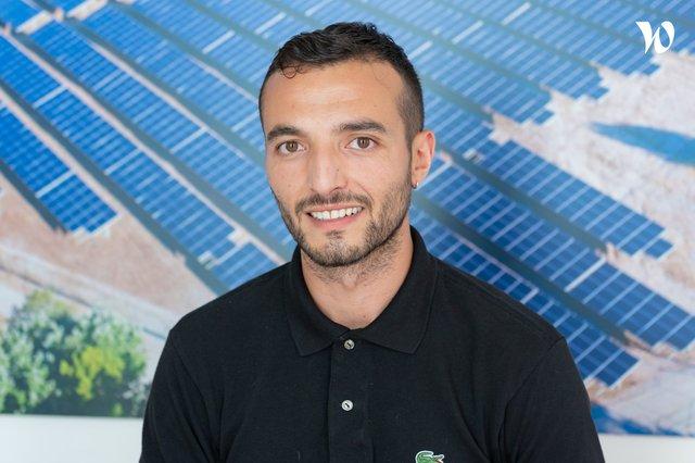Rencontrez Saber, Responsable opérationnel Tunisie - VSB énergies nouvelles