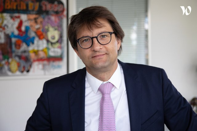 Rencontrez Jean-Pierre, Président Fondateur - PIMAN Group
