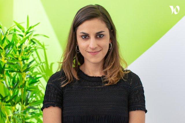 Rencontrez Victoria, Fondatrice & CEO - I-lunch