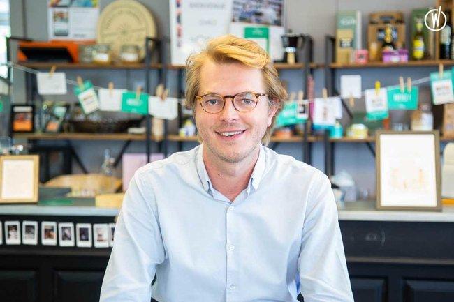 Rencontrez Victor, PDG, Fondateur d'Ollca - Ollca