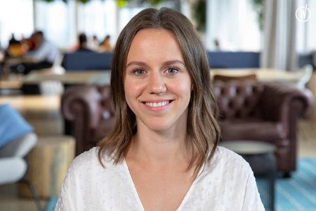 Rencontrez Céline, Recruitment Business Partner - Wavestone