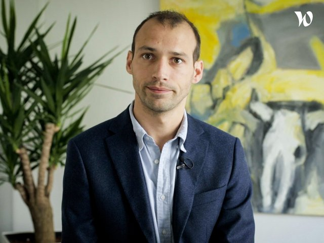 Rencontrez Maxime, Responsable Business Unit Infrastructures - Study Technologies
