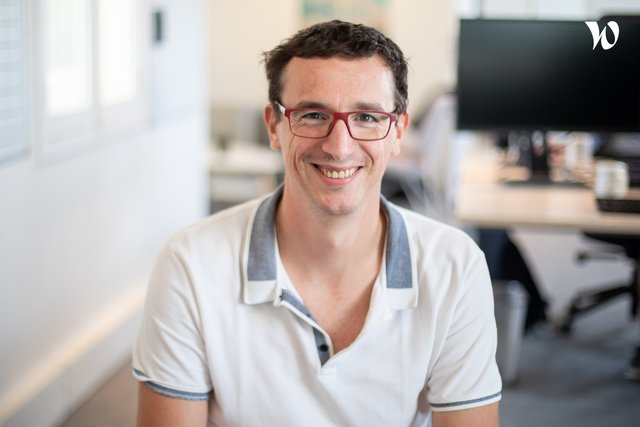 Rencontrez Sébastien, CTO - Biron