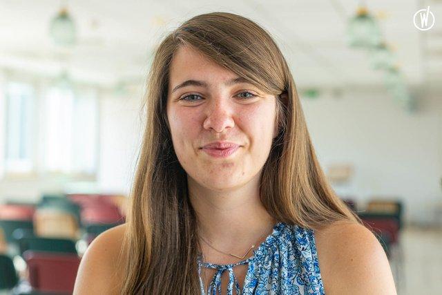 Rencontrez Morgane, Développeuse fullstack - Bureaux A Partager