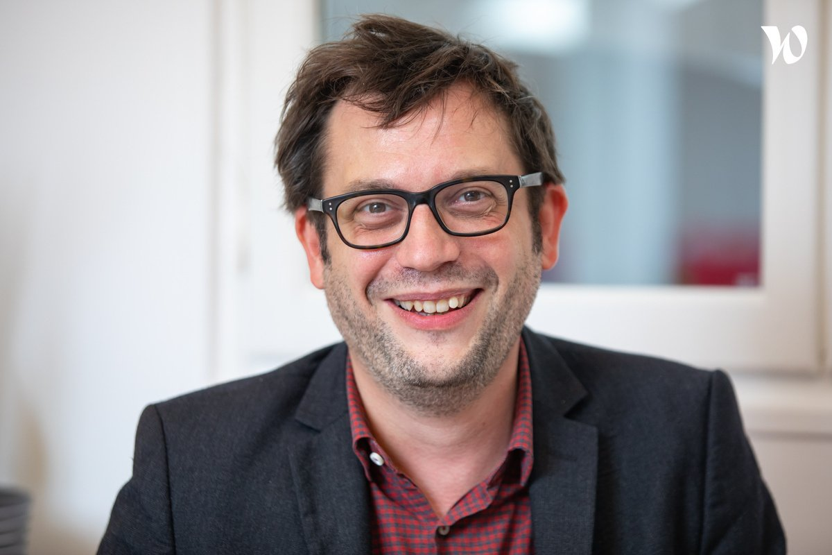 Rencontrez Alexandre, Responsable Editorial - Groupe Educlever