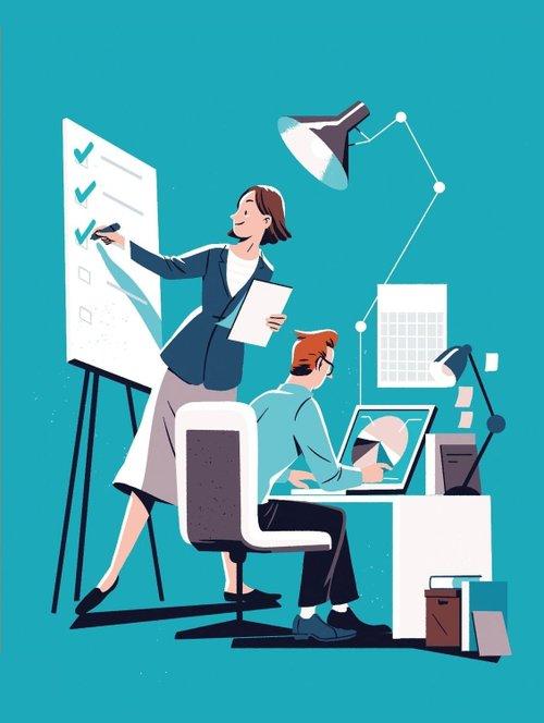 Oh My Job: las profesiones administrativas