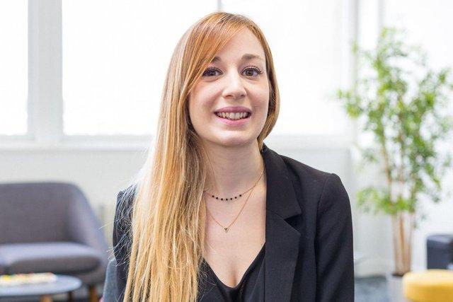 Rencontrez  Manon, Chef de produits - Groupe ASSU 2000