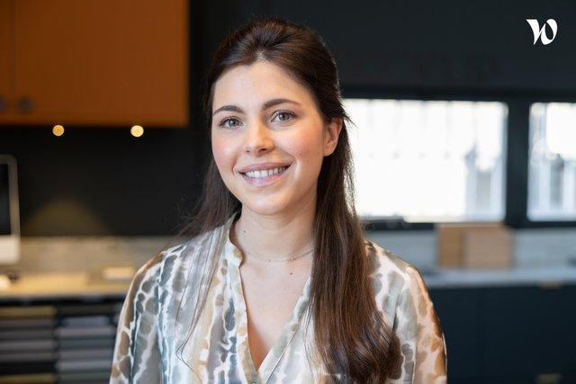 Rencontrez Sarah, Architecte d'intérieur  - Bocklip