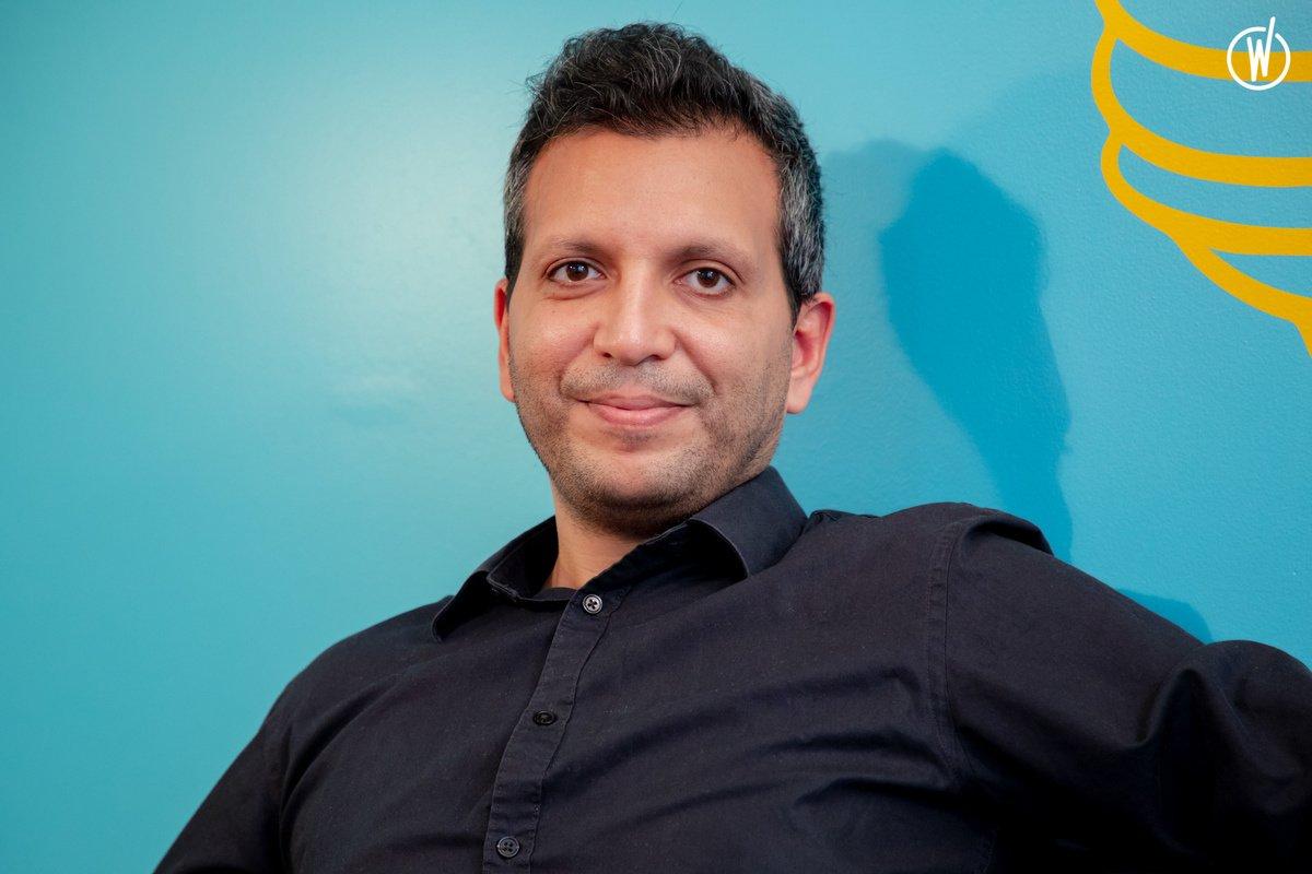Rencontrez Badis, Architecte Dev Ops Cloud - Technology-Everywhere