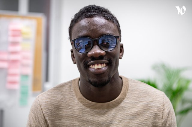 Rencontrez Mamadou, Data Scientist Junior - Progexia
