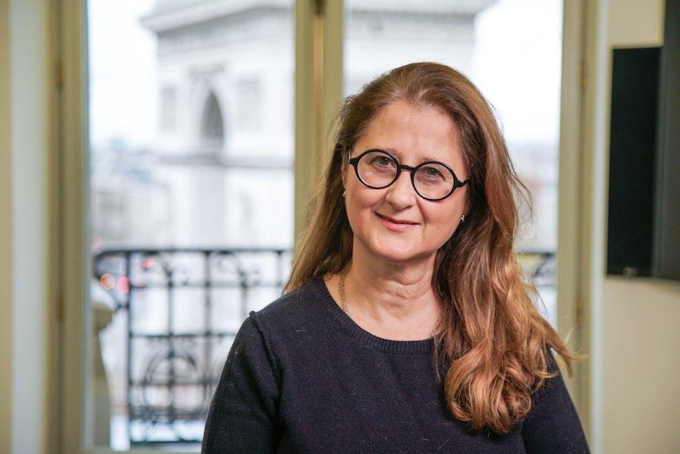 Consuelo, Directrice de la RSE Sopra Steria - Sopra Steria