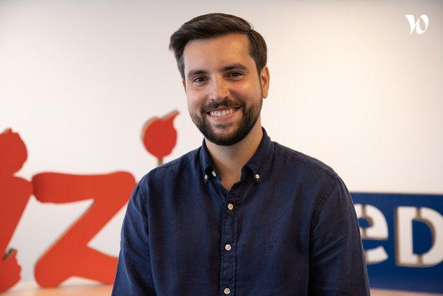 Rencontrez Gautier, Chef de Projet SalesForce - IZI Solutions Renov