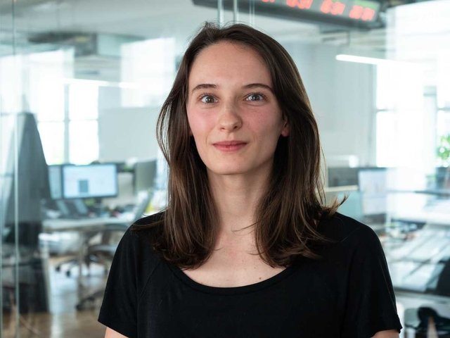 Rencontrez Cassie, Front end Developer - Kpler