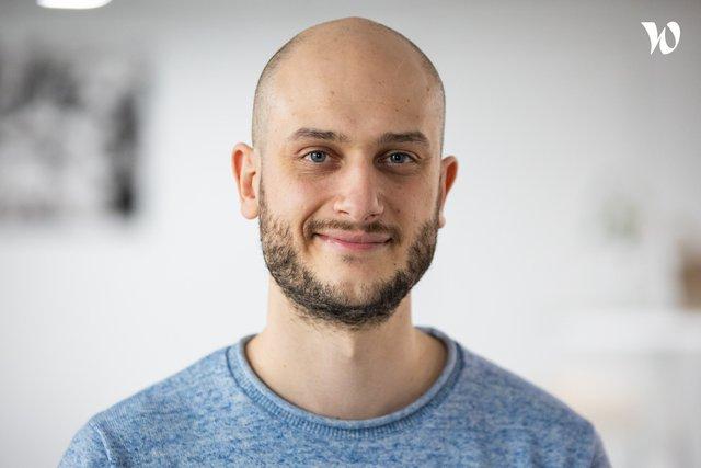 Rencontrez Etienne, Techlead backend - Opensee
