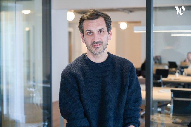 Rencontrez Grégoire, Fondateur - Alatack