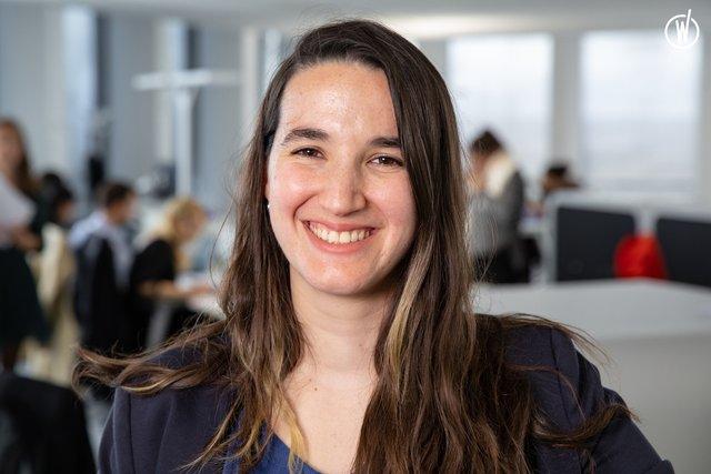 Meet Aïda, Consultant - Wavestone