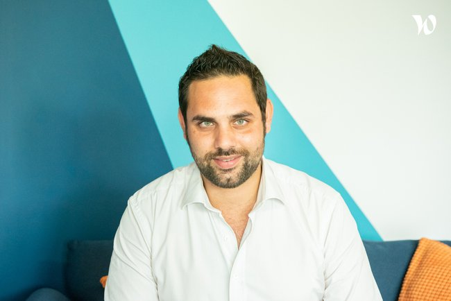Rencontrez Julien, Co-fondateur & Président - Le Mercato de l'Emploi