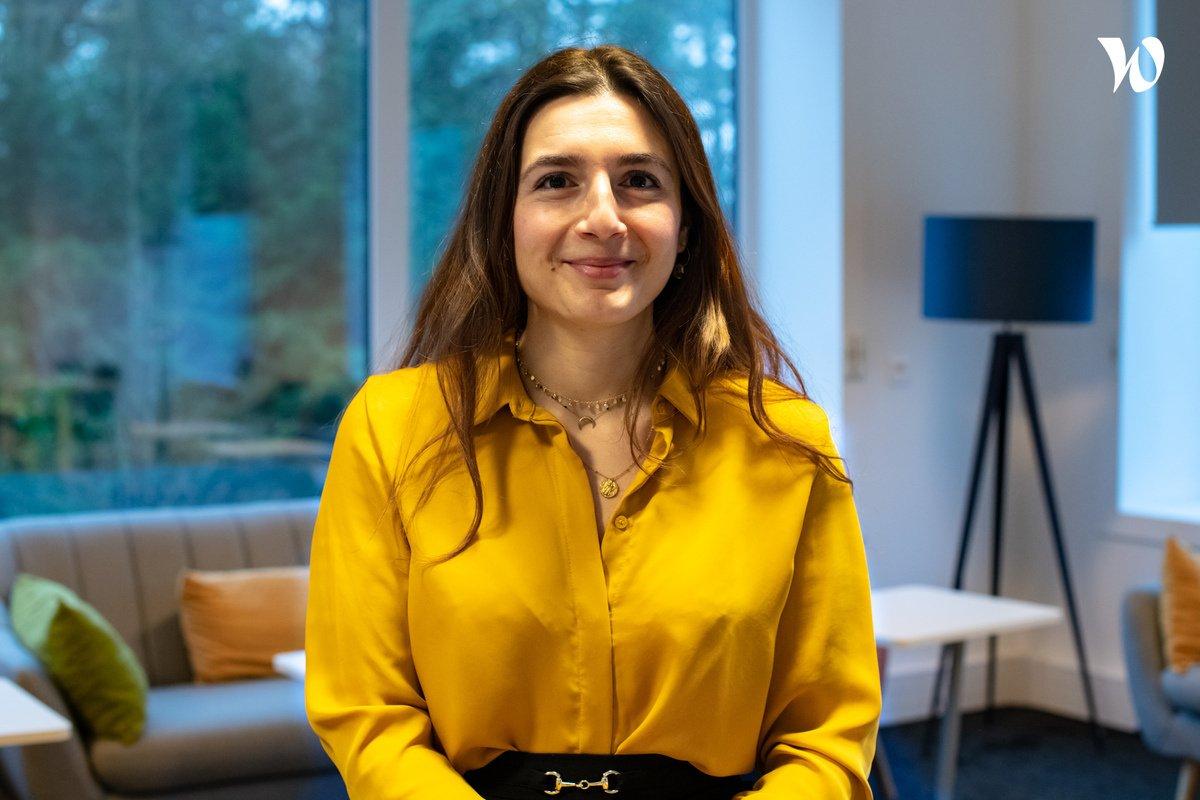 Rencontrez Ilaria, Responsable Grand Compte - Oney