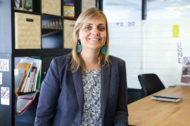 Rencontrez Carole, Présidente & Co-fondatrice - THiME