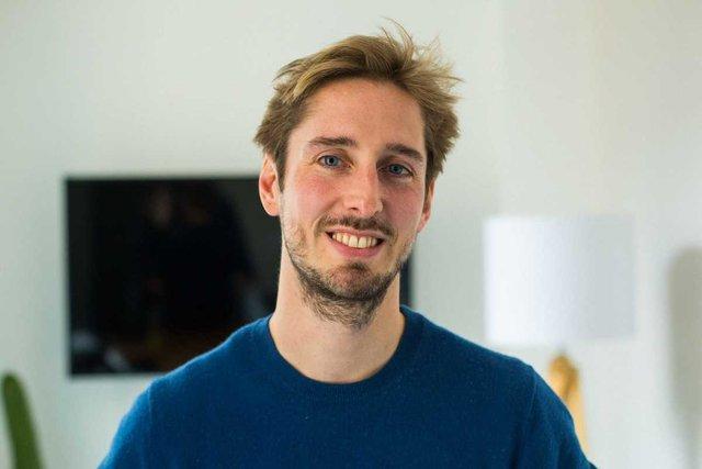 Rencontrez Aldric, Co fondateur & CEO - Tacotax