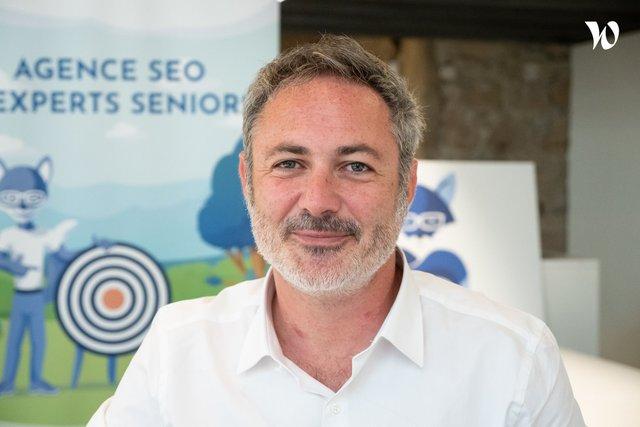 Rencontrez Olivier, CEO & Co-fondateur - Foxglove