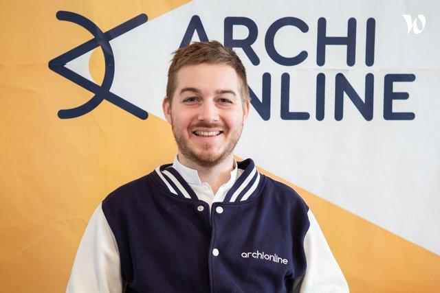 Rencontrez Lary, Directeur des Opérations - Archionline
