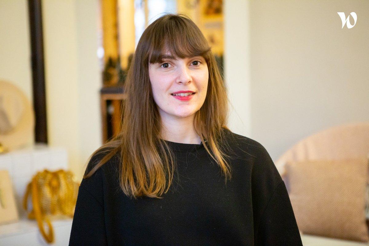Rencontrez Louise, Responsable Communication - Groupe PDBM