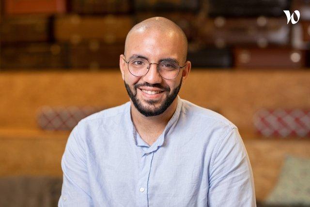 Rencontrez Hossem, Consultant - Novelis