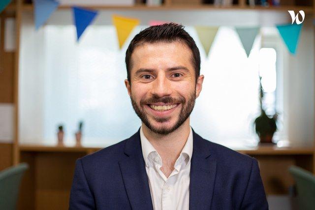Rencontrez Jeremy, Tech Lead - TOTAL DIGITAL FACTORY