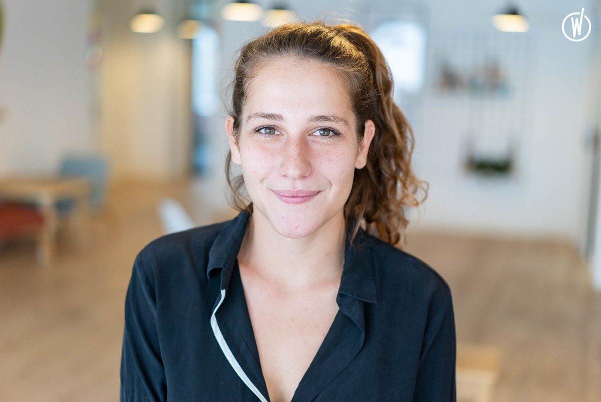 Rencontrez Diane, Talent Acquisition Specialist - Too Good To Go