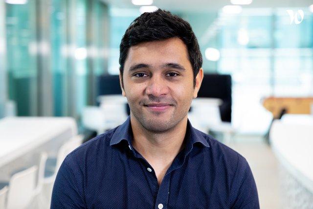 Rencontrez Fabien, chef de projet gouvernance des données - Enedis