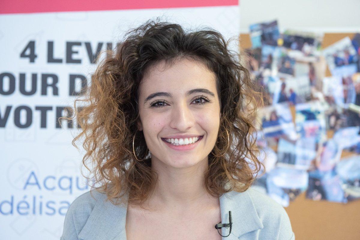 Rencontrez Audrey, Team Leader - Labelium Group