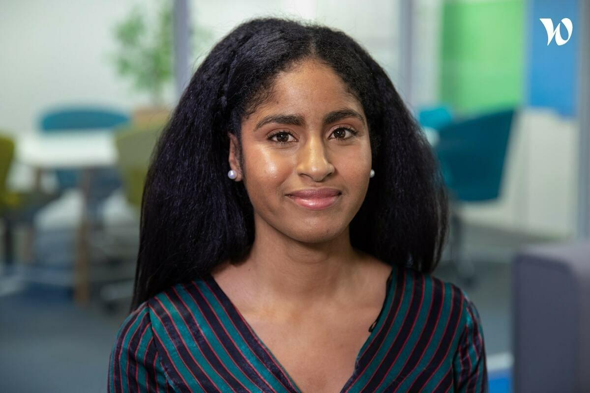 Rencontrez Nancy, Ingénieure d'affaires & Responsable marketing  - Timetonic
