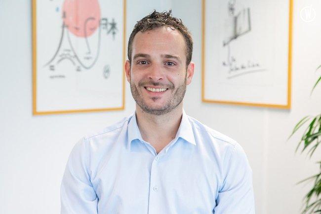 Rencontrez Marc Aurèle, Responsable commercial du salon Pollutec - Reed Expositions France