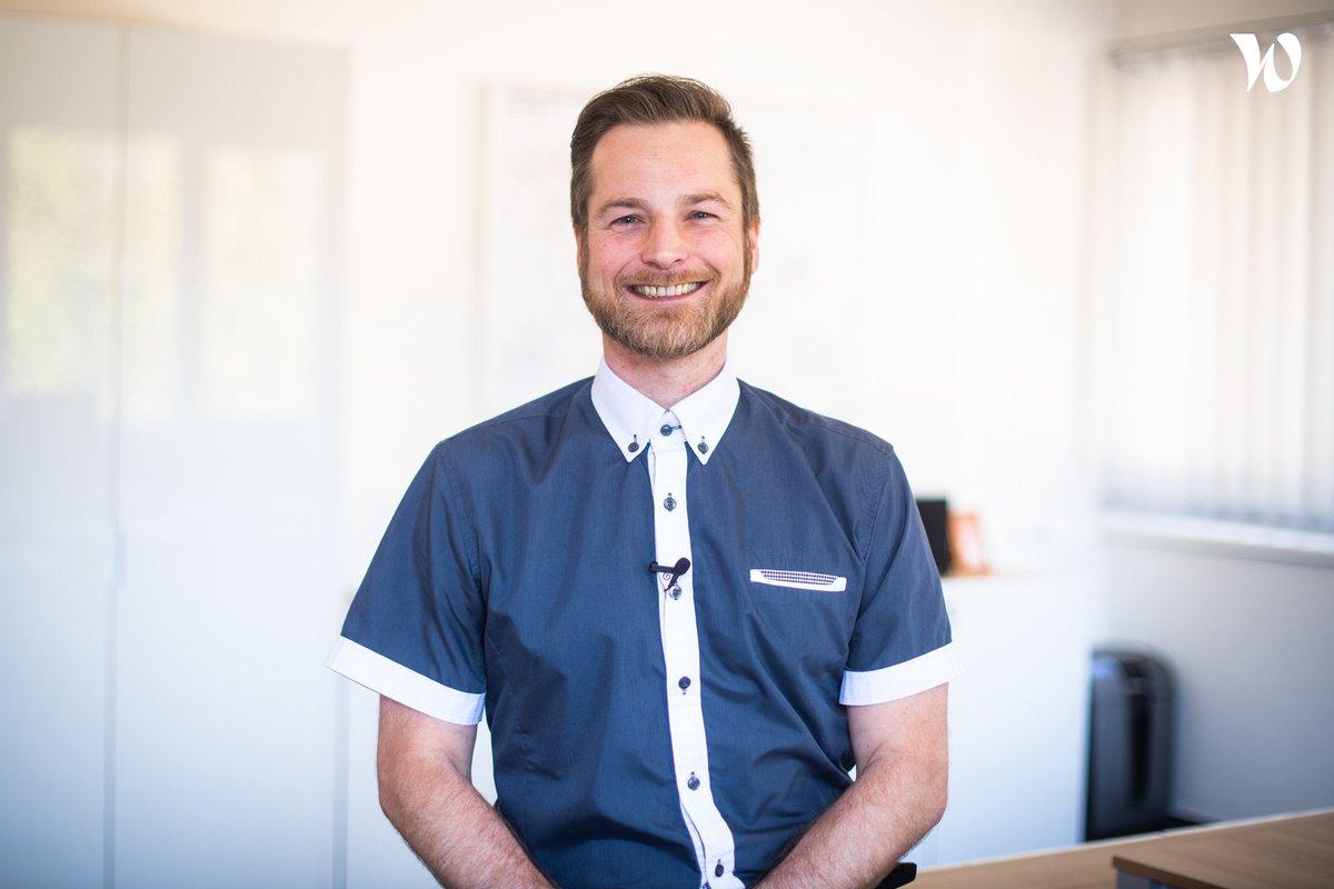 Josef Perk, Provozní ředitel divize projektů - OMEXOM GA Energo