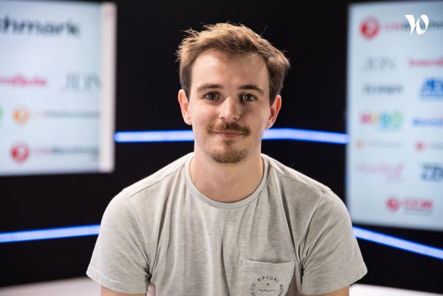 Rencontrez Jérémy, Développeur Backend - CCM Benchmark Group