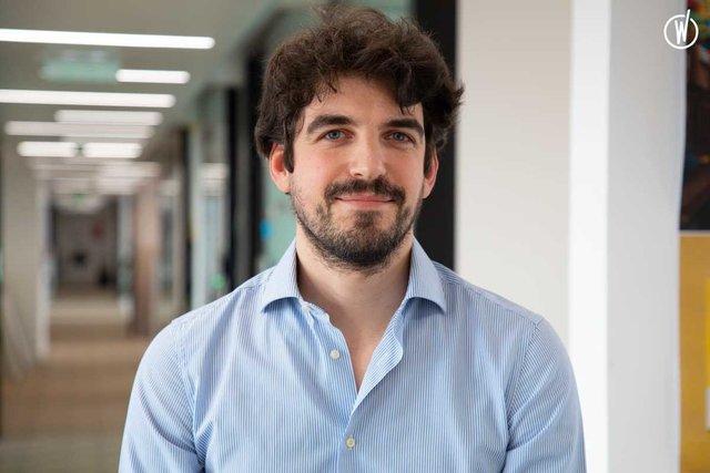 Rencontrez Florent, Manager - Alixio Change Management