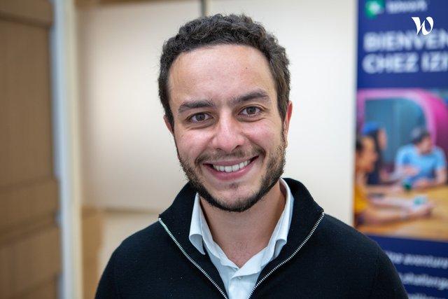 Rencontrez Mehdi, Co fondateur - iziwork